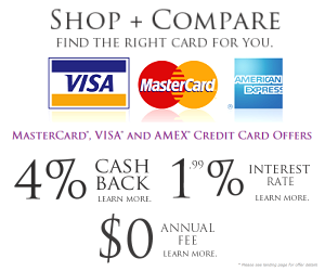 Canadian Credit Card Offers