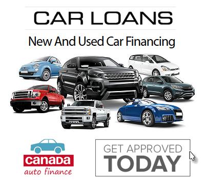 Canada Auto Finance Car Loans