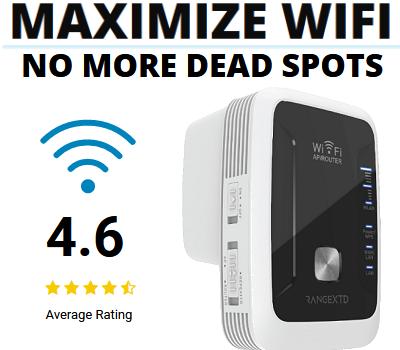 Maximize WiFi